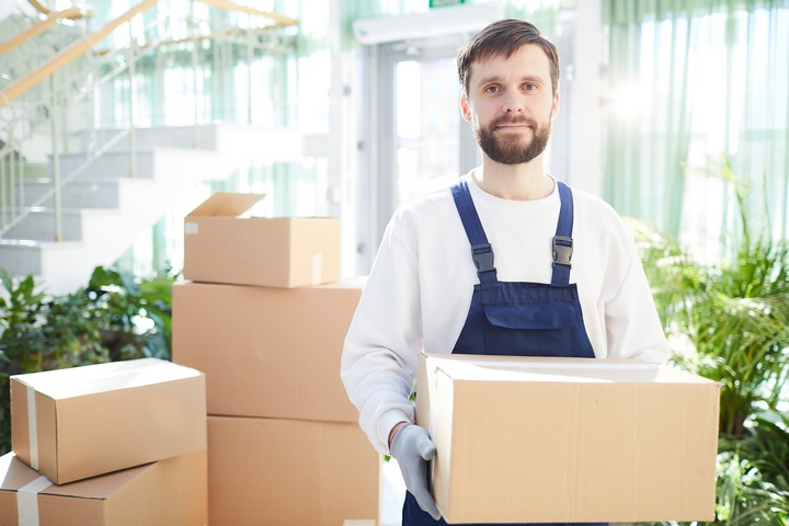 5 Services to Expect From Professional Movers