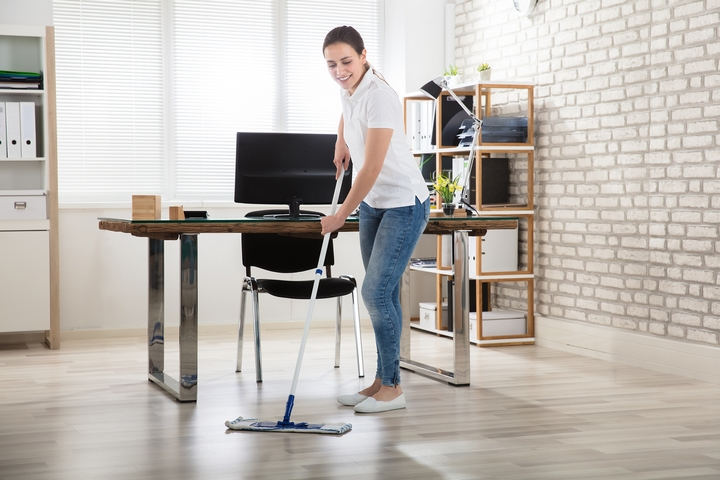 5 Tips to Help You Keep a Clean Office